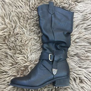 DREAM PAIRS winter mid-calf boots - size 6